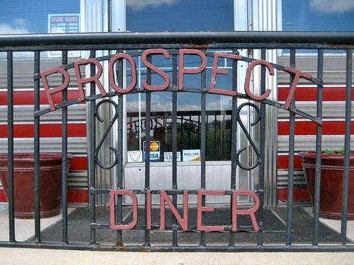 Prospect Diner People Catcher