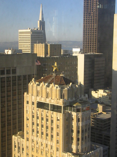 San Francisco Skyscraper View 44