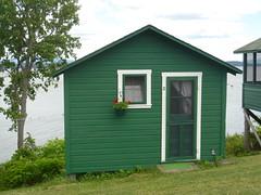 Cabin at Skyland