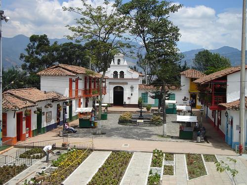 Medellin Pueblito Paisa