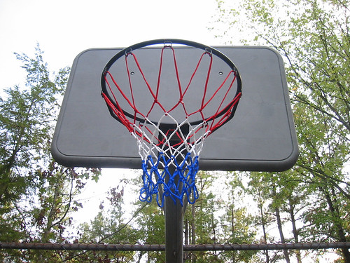 The New Basketball Net