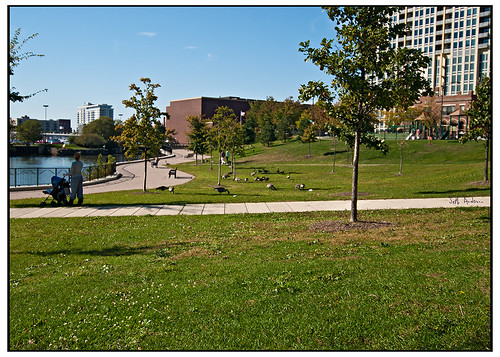 Montgomery Ward Park