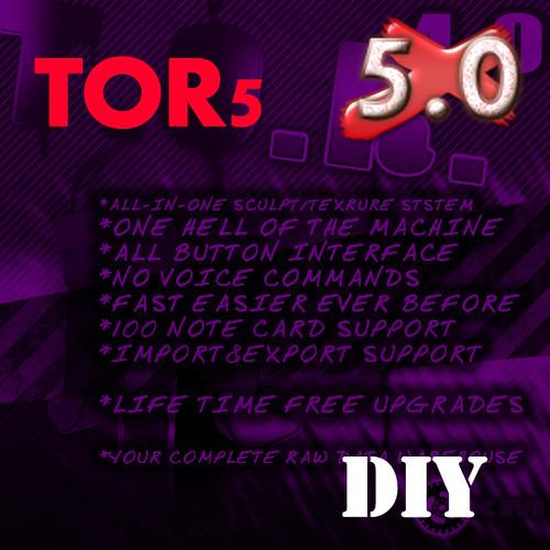 tor5 DIY