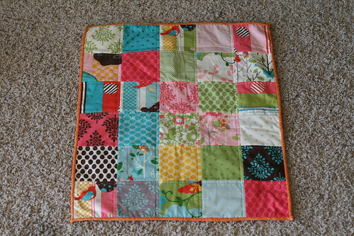 It's A Hoot Mini Quilt