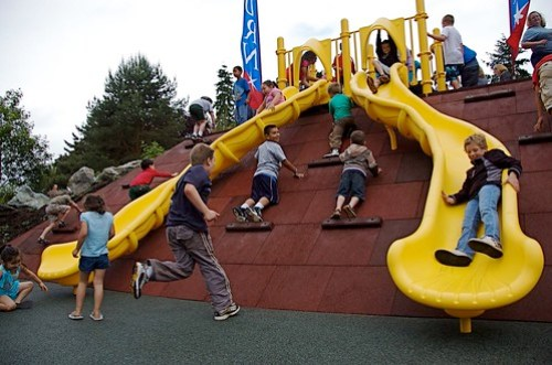 Discovery Playground at Auburn's Les Gove Park
