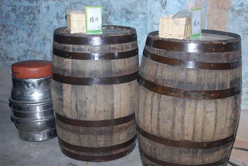346倉庫-啤酒罐桌椅