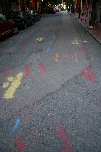 street symbols