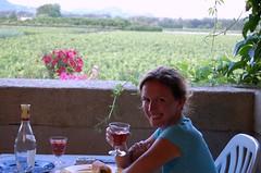 dinner in provence