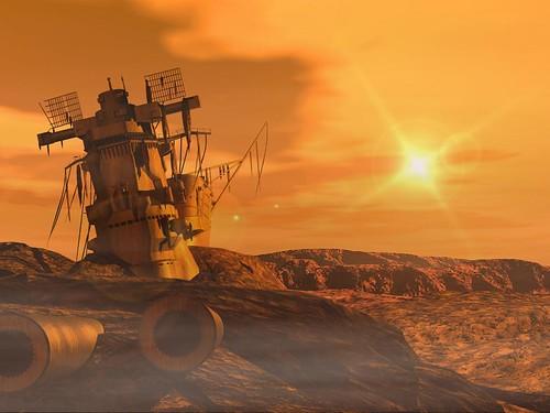 宇宙戦艦ヤマトの制作者 海に転落死亡