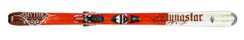 Dynastar Legend Mythic Rider Skis 2008