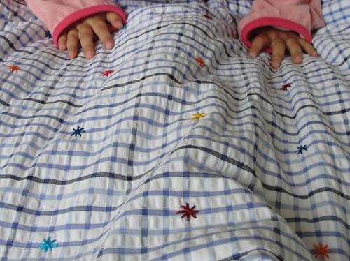 manta de bebé by you.