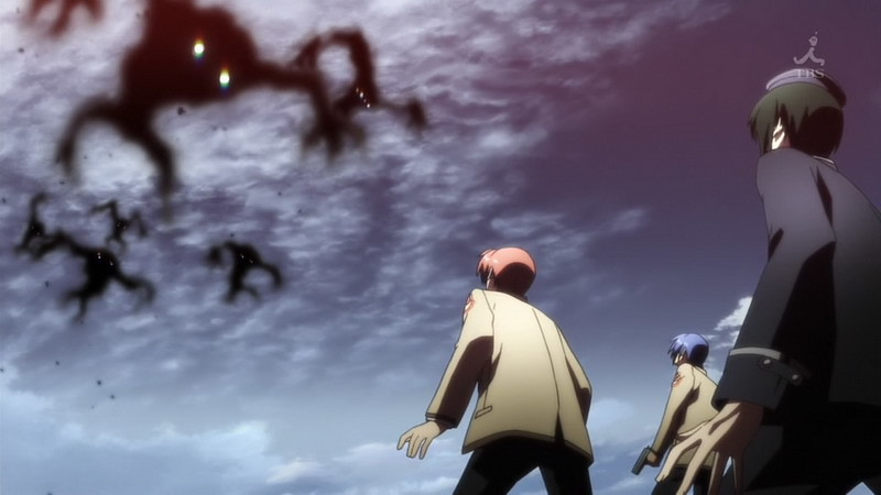 Angel Beats! Episode 12 - 06
