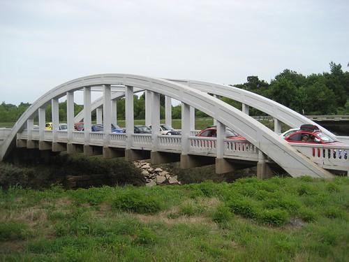 Beetles on the Rainbow Bridge