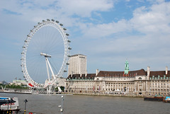 London Eyes on Thame