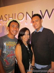 with Mark and Jason