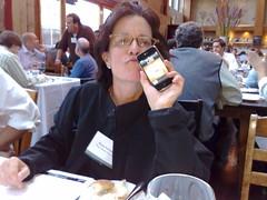 Kara Swisher, technology columnist for the Wall Street Journal