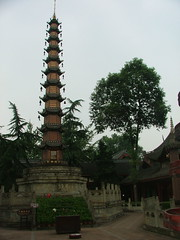 Wenshu Temple statue