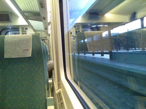 Viaje Tren - Alicante