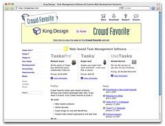 King Design to Crowd Favorite