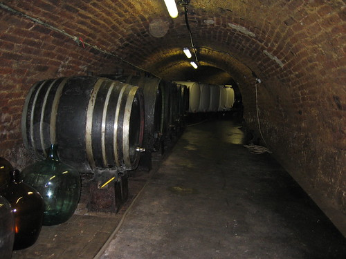 Wine Cellars in Valtice