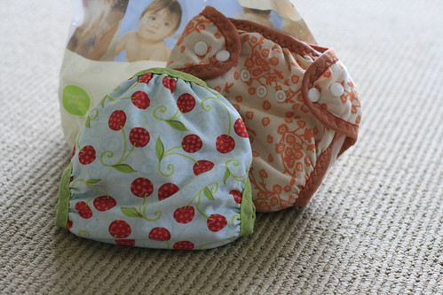 gDiaper and Little One Size Covers