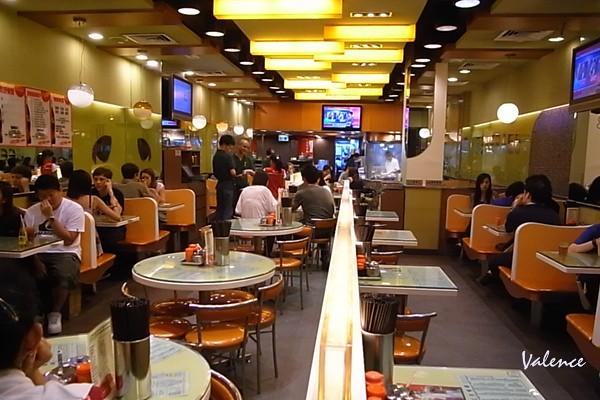 香港尖沙咀美食:源記茶餐廳 – Valence。美好的意外