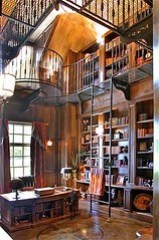 Two-Storey Library