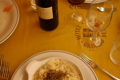lunch in Norcia