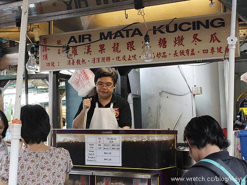 [2010吉隆坡.食]茨廠街Jalan Petaling~鴻記&AIR MATA KUCING @VIVIYU小世界