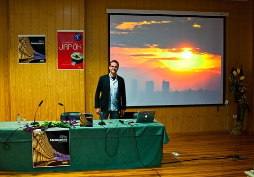 Presentacion un geek en japon