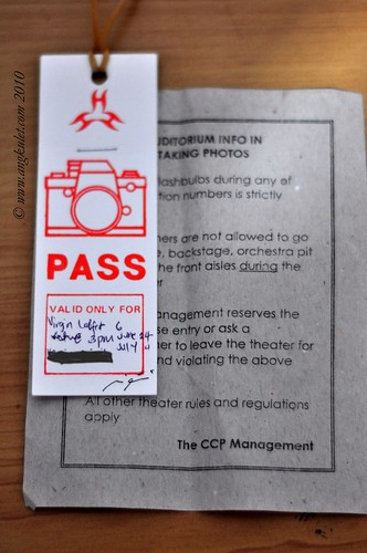 VLF6 Camera Pass