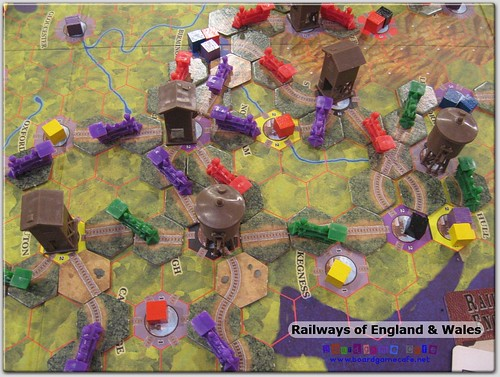 BGC Meetup - Railways of England & Wales