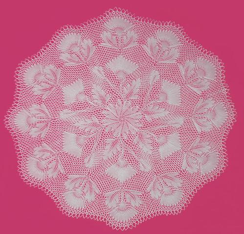 Lotus Flower Doilyheads Blog