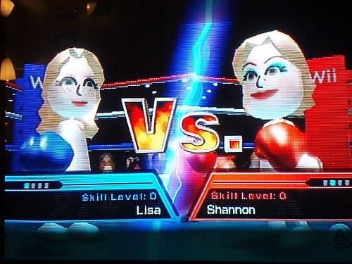 Lisa & Shannon Miis