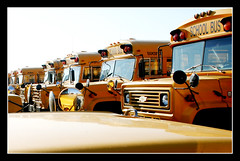 Great Falls, Montana School Bus