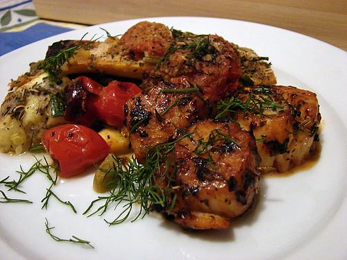 Dinner:  June 13, 2007