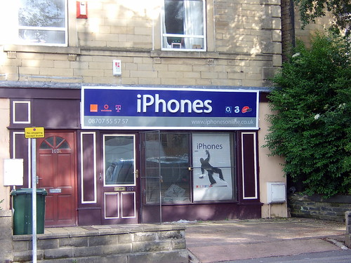 Wonder if I can buy an iPhone from here