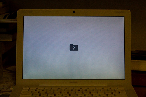 Macbook harddrive failure