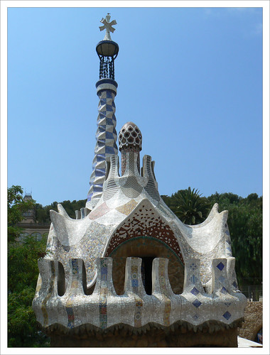 Πάρκο Guell (Βαρκελώνη)