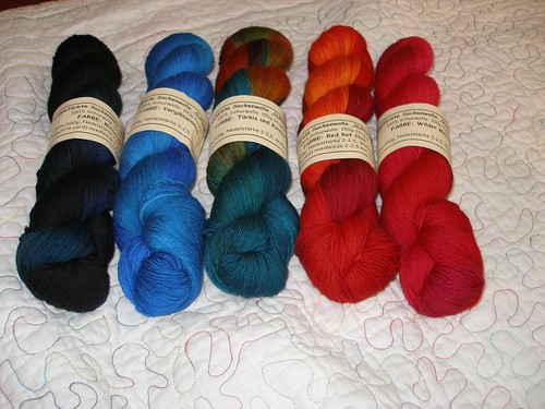 Wollmeise Sock yarn