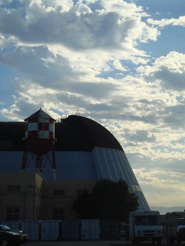 Ames hangar