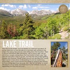 Bierstadt Lake Trail Right