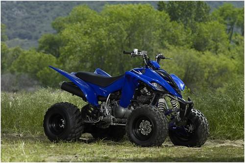 "Yamaha Raptor 350 ""El Raptor asequible""   QuadParadise"