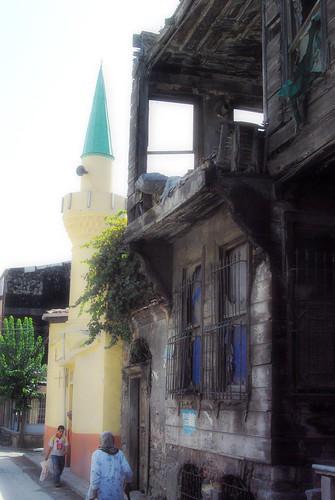 Kirazli Mosque in Kirazli Mescit Street, Suleymaniye (pentax K10D)