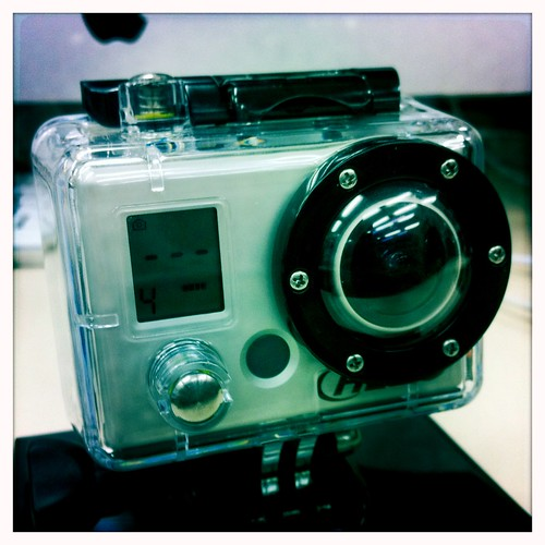 Finally caved & bought a GoPro HD