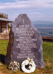 3 Troop 10 Commando memorial