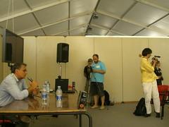 Manlio Manlia , Robin , Nicola Mattina e Alberto Brogi