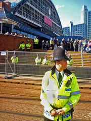 Labour Conference Police Protection