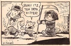 Laugh-Out-Loud Cats #113