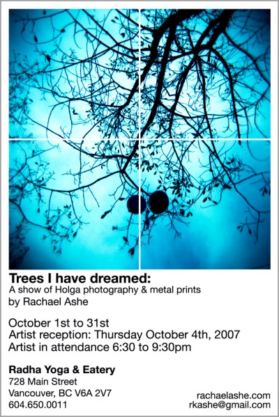 Trees I have dreamed
